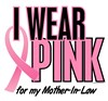 Support Breast Cancer Awareness Month Pink Ribbon