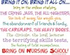 Student Nurse Sayings