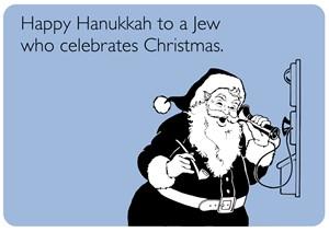 Jew Who Celebrates Christmas