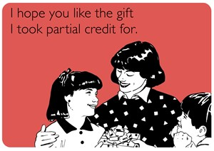 Partial Credit Gift