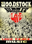 Peace Love Rock