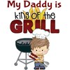 My Daddy Bbq King