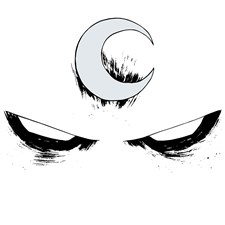 Moon Knight Face
