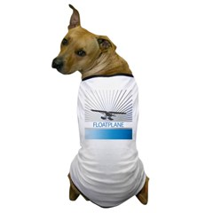 Aircraft Float Plane Dog T-Shirt