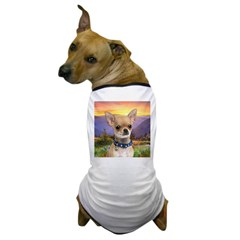 Chihuahua Meadow Dog T-Shirt