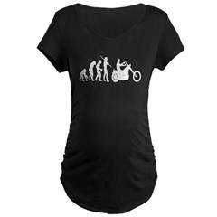 Evolution Maternity Dark T-Shirt