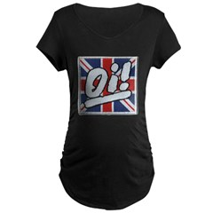 Oi Maternity Dark T-Shirt