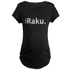 iRaku Maternity Dark T-Shirt