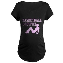 MARCH MADNESS Maternity Dark T-Shirt