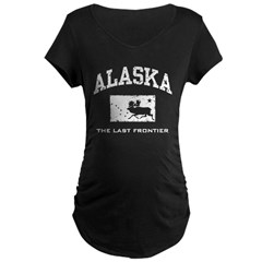 Alaska Maternity Dark T-Shirt