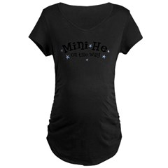 Mini He Maternity Dark T-Shirt