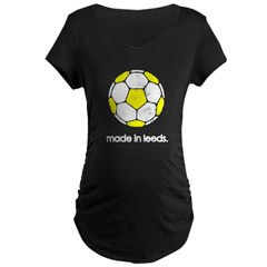Made In Leeds Maternity Dark T-Shirt