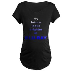 Brighter Future Maternity Dark T-Shirt