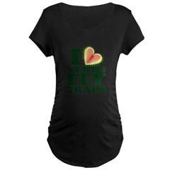 vft_noname Maternity Dark T-Shirt
