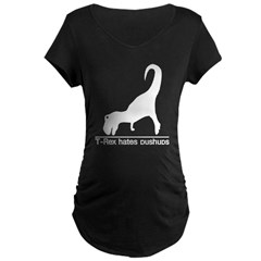 . Maternity Dark T-Shirt