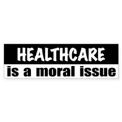 Healthcare Sticker (Bumper 50 pk)