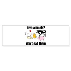 Rectangle Sticker (Bumper 50 pk)