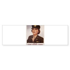 Army Nurse Corps Rectangle Sticker (Bumper 50 pk)