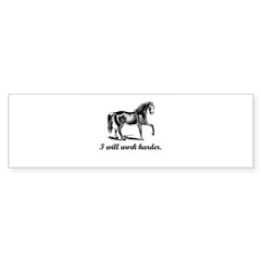 Boxer's Maxim Decor Rectangle Sticker (Bumper 50 pk)