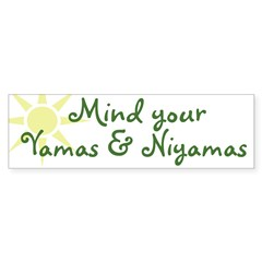 YogaMoxie Sticker (Bumper 50 pk)
