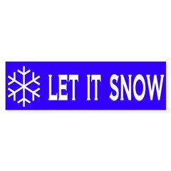 Think Snow Sticker (Bumper 50 pk)