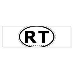 cmon down to paretown Sticker (Bumper 50 pk)