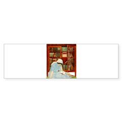 COLES PHILLIPS - Lost Horizon Sticker (Bumper 50 pk)