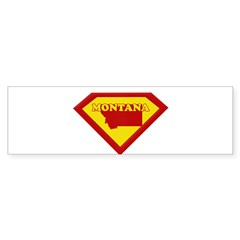 Super Star Montana Rectangle Sticker (Bumper 50 pk)
