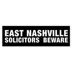 Solicitors beware Sticker (Bumper 50 pk)