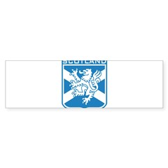 Scotland Rectangle Sticker (Bumper 50 pk)