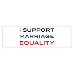 marriage Sticker (Bumper 50 pk)