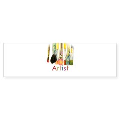 ACEO Art Sticker (Bumper 50 pk)