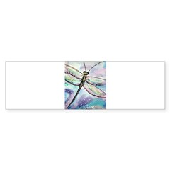 Dragonfly, Beautiful, Sticker (Bumper 50 pk)