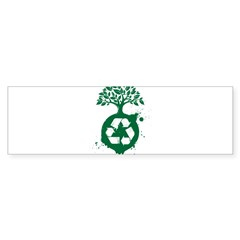 Recycle Sticker (Bumper 50 pk)