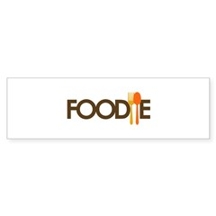 Foodie Sticker (Bumper 50 pk)