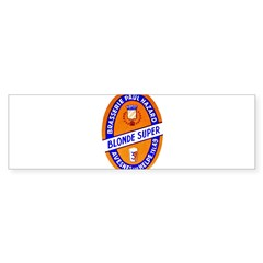 France Beer Label 9 Sticker (Bumper 50 pk)