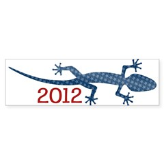 Newt 2012 Drawing Sticker (Bumper 50 pk)