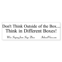 Boxes Sticker (Bumper 50 pk)