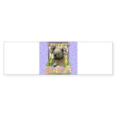 Easter Egg Cookies - Koala Sticker (Bumper 50 pk)
