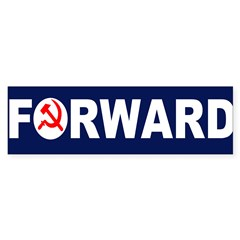 AmerikaForward Sticker (Bumper 50 pk)