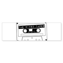 Tape Sticker (Bumper 50 pk)