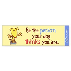 Be The Person Sticker (Bumper 50 pk)