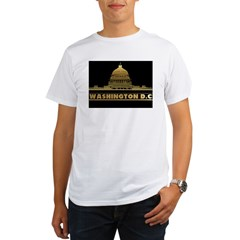 WASHINGTON2tr Organic Men's T-Shirt