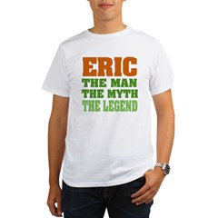 Eric The Legend Organic Men's T-Shirt