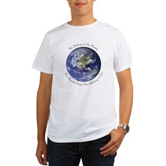 We Belon Organic Men's T-Shirt