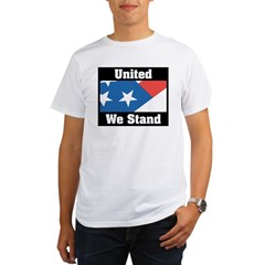 United We Stand Organic Men's T-Shirt