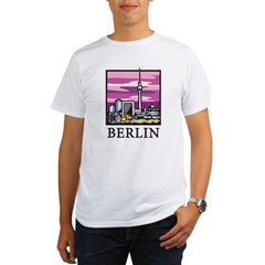 Berlin Organic Men's T-Shirt