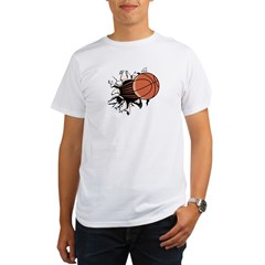 Basketball122 Organic Men's T-Shirt