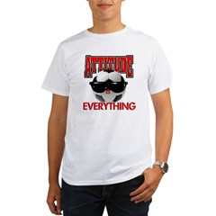 Attitude is Everything Organic Men's T-Shirt
