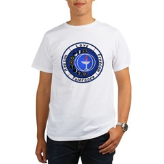 Circle Chalice_Principles Organic Men's T-Shirt
